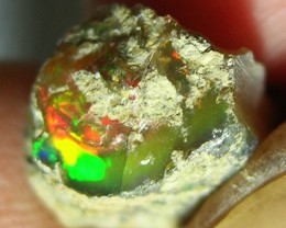 Field Price 6.55 cts Rough Ethiopian Opals