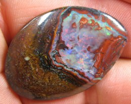 WOW! STUNNING BRIGHT MULTI COLOUR PATTERN OPAL,49.25.CTS.CO.