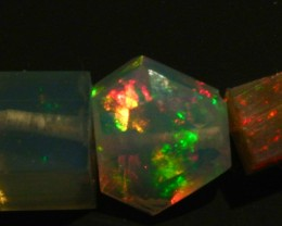 Gawk at my Opals Museum Quality Modified Trilliant Welo Bead