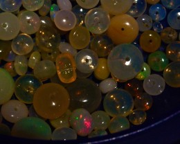 Gawk at my Opals Museum Quality WELO BEAD LOT BLOWOUT $3/CT