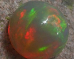 Great high dome stone ideal as a ring -full colour play in all directions