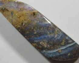 Drilled Boulder Opal DIRECT from Australian Miners.