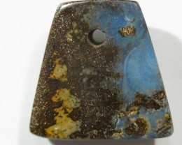 Drilled Boulder Opal Direct from the Opal Miner in Australia.