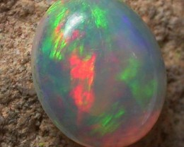 1.35 CTS BRIGHT SATURATED WELO OPAL -ETHIOPIA  [VS5681  ]