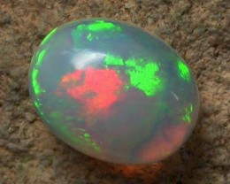 1.45 CTS BRIGHT SATURATED WELO OPAL -ETHIOPIA  [VS5682  ]