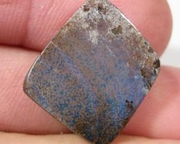 YowahOpals*19.60Cts-Australian Boulder Opal. DRILLED .