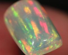 3.87ct  Welo Opal. Skin-to-Skin Bars! Amazing! Top Gem!