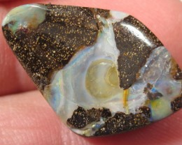 Drilled Boulder Opal direct from the Opal Miners.