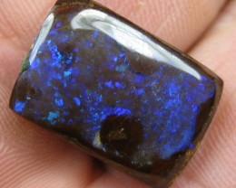 COLOURMINE OPALS~GREAT MAUVE PURPLE BOULDER OPAL,24.40.CTS.