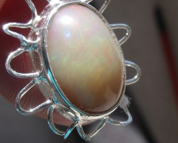 GEMSTONE & SILVER FASHION PENDANT JEWELRY P021