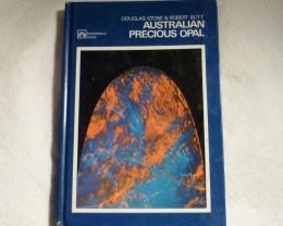 AUSTRALIAN PRECIOUS OPAL/HARDBACK/DOUGLAS STONE& ROBERT BUTT