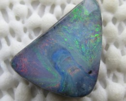 COLOURMINE OPALS~MULTI COLOURED BRIGHT BOULDER OPAL,6.20.CTS