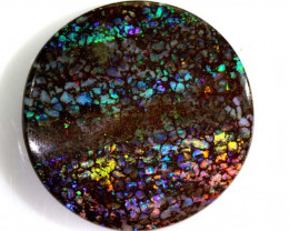 46.95 CTS BOULDER SOLID OPALWOOD PATTERN