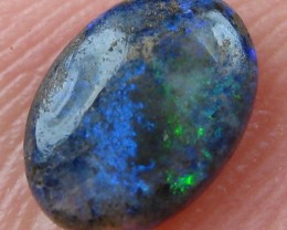 "LOVELY ANDAMOOKA MATRIX OPAL""RINGSTONE"".0.55,CTS"