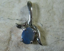 SOLID OPAL 925 SILVER PENDANT SSP/41