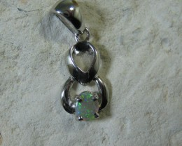 SOLID OPAL 925 SILVER PENDANT SSP/44