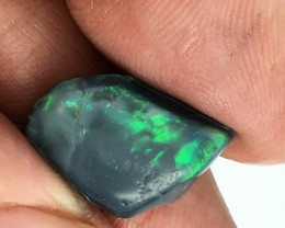 OPAL MINERS ROUGH RUBBED OPAL  8.90 CTS RD  287