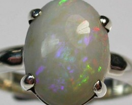 9 RING SIZE SOLID OPAL  FACTORY DIRECT [SOJ1684]
