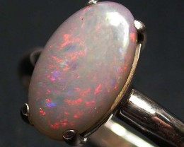 8 RING SIZE SOLID OPAL  FACTORY DIRECT [SOJ1696]