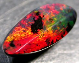 DO NOT BID  OPAL TULU  BRILLIANT FIRE  BOULDER OPAL     JO2120