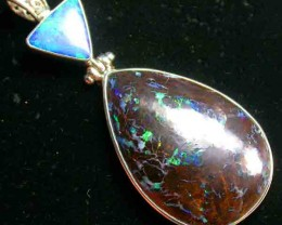 66.45 CTS BOULDER OPAL + DOUBLET -FACTORY DIRECT [SOJ1781 ]