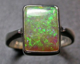 7 RING SIZE SOLID OPAL FACTORY DIRECT [SOJ1806]