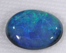 2.80 CT BLACK OPAL FROM LR -   322289