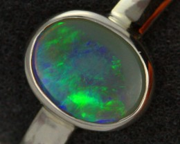 9 RING SIZE SOLID OPAL  [SOJ1457]