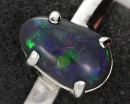 9 RING SIZE SOLID OPAL FACTORY DIRECT [SOJ1459]SH