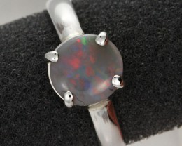 9 RING SIZE SOLID OPAL FACTORY DIRECT [SOJ1461]SH