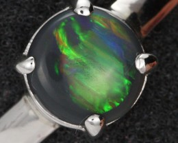 9 RING SIZE SOLID OPAL FACTORY DIRECT [SOJ 1463]