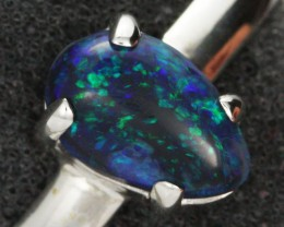 8 RING SIZE SOLID OPAL FACTORY DIRECT [SOJ1467 ]SH
