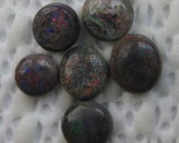 andamooka matrix opals.