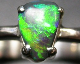 7.5 RING SIZE SOLID OPAL FACTORY DIRECT [SOJ2066]SH