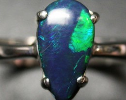 7 RING SIZE SOLID OPAL FACTORY DIRECT [SOJ2068]SH