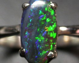 8 RING SIZE SOLID OPAL FACTORY DIRECT [SOJ2074]SH