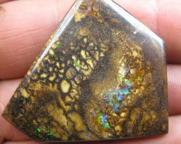 COLOURMINE OPALS~LARGE BRIGHT PATTERN YOWAH OPAL,109.50.CTS.