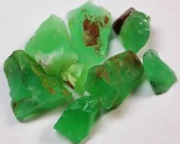 63.22 CTS A GRADE GREEN OPAL [PRASE OPAL] TANZANIA [VS5916]