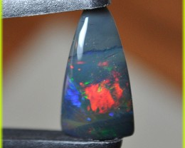 6.25ct NATURAL DARK ETHIOPIAN WELLO GEM OPAL MASTERCUT - REDUCED