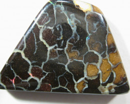 OpalWeb - Australian Boulder Opal Pendant  - 16.70Cts
