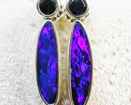 16.50 CTS DOUBLET WITH WATER SAPPHIRE[IOLITE] SOJ2182