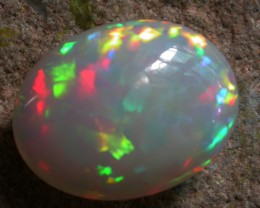 9.91 CTS BRIGHT SATURATED WELO OPAL+++++ -ETHIOPIA  [VS6082]