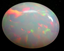 10.02 CTS BRIGHT SATURATED WELO OPAL -ETHIOPIA  [VS6084  ]