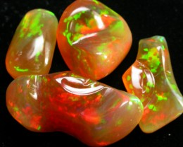 "41.20 CTS NEON"" SATURATED SCULPTURED  WELO OPAL ++++[VS6090]"