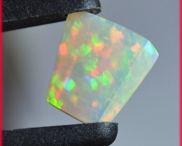 3.75ct ETHIOPIAN WELLO CRYSTAL HONEYCOMB MASTERCUT GEM OPAL