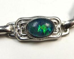 Opal Triplet Bracelet