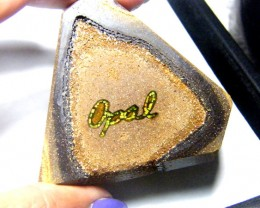 1200 CTS CYBERSALE BOULDER OPAL CARD HOLDER  LO-4391