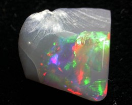 2.61 CTS OPAL SHELL FOSSIL POLISHED STONES [MS4556 ]