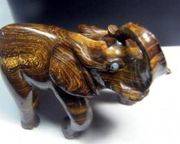 500 CTS ELEPHANT BOULDER OPAL CARVING DLO-151