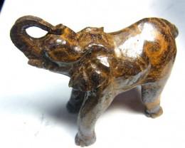 400 CTS  ELEPHANT BOULDER OPAL CARVING DLO-157